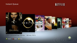 """Xbox 360 Has """"Exclusive Partnership"""" For Consoles With Netflix"""
