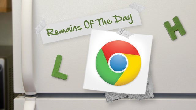 Remains of the Day: Do Not Track Is Coming Soon to Google Chrome