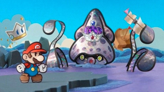 Miyamoto Convinced The People Behind Paper Mario: Sticker Star To Ditch The Story