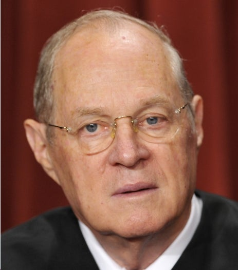 Supreme Court Justice All Broken Up About High School Newspaper Foofaraw