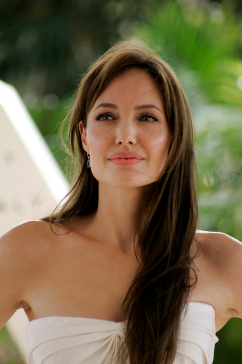 Angelina Planning To Mingle With Trekkies