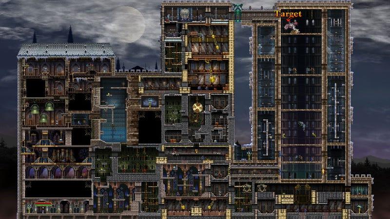 Castlevania: Harmony of Despair Hands-on From E3 2010