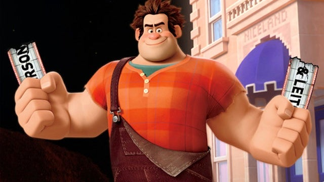 More Pixar Than Pixar: Wreck-It Ralph, Reviewed.