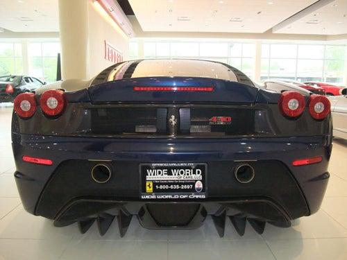 Ferrari P4/5 Competizione Gets F430 Scuderia Donor