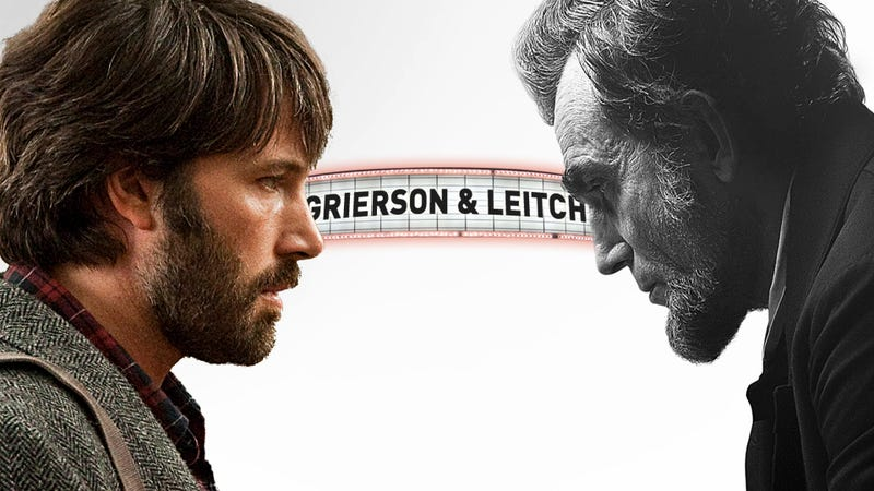 Your Grierson & Leitch Oscar Predictions: The Big Eight Categories You Actually Care About