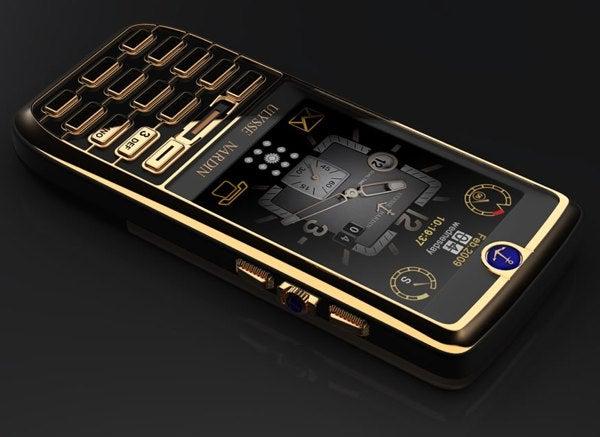 "Ulysse Nardin Chairman Kinetic ""Hybrid Smartphone"" Is All Kinds Of Fancy"