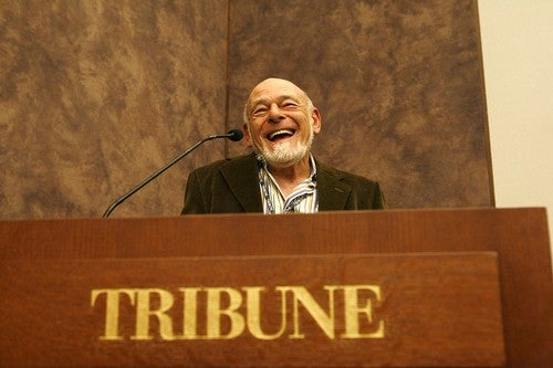 Sam Zell, Asshole, Leaving Tribune, After Destroying It
