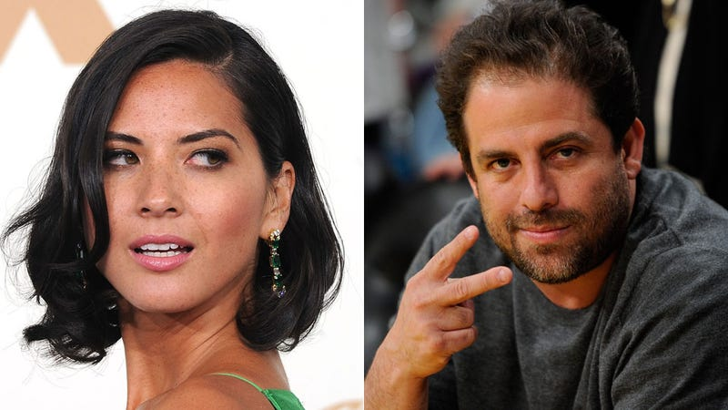 Olivia Munn Obviously Thinks Brett Ratner Is a Giant Jerk