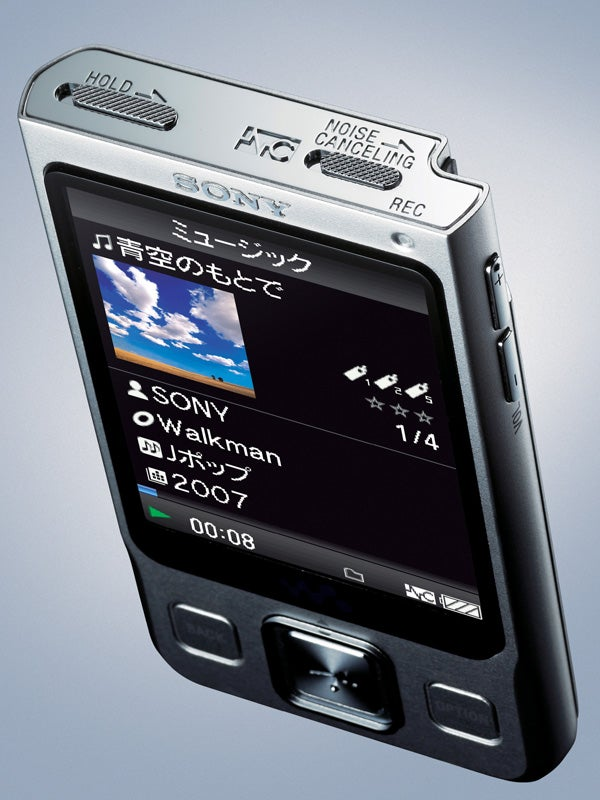 Sony's NW-A910 Series Video Walkman Smallest and Lightest for TV