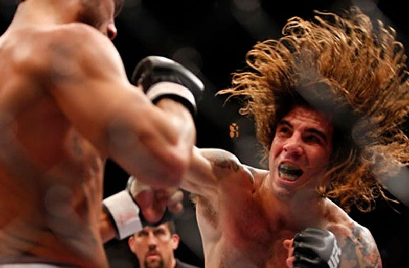 UFC Fighter Left Out Of UFC Game Because He Has...Big Hair