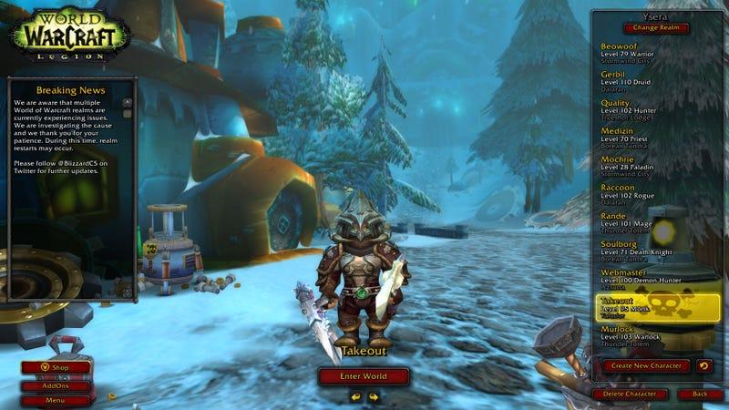 World Of Warcraft: Legion Progress Report: Ever Questing
