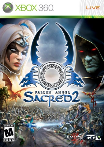 Sacred 2 Blessed With A Console Release Date