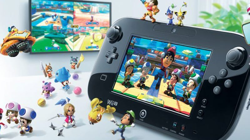 Why Hasn't Nintendo Turned The Wii U Into A 'Nintendo Paradise'?