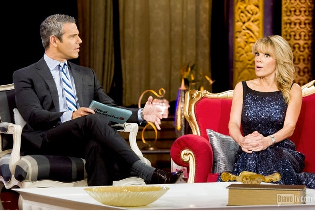 Real Housewives of NY Defame Harper Lee, Work Andy Cohen's Last Nerve
