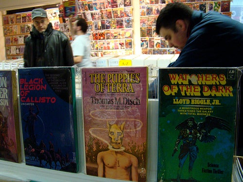 What would your ideal science fiction convention look like?