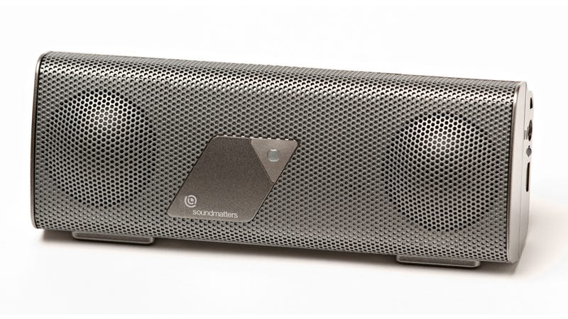 This Could Be the Pocket Speaker that Doesn't Totally Blow