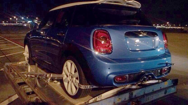 The Four-Door 2015 Mini Cooper: Why God Why?