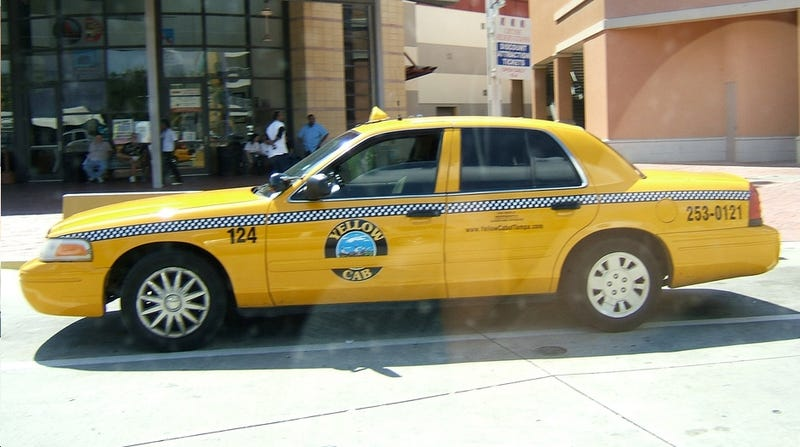 Covering the Convention in the Style of Thomas Friedman: A Tale of Two Taxis