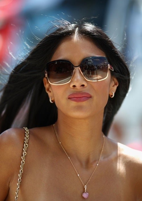 Yay! No More Nicole Scherzinger At Formula One Races
