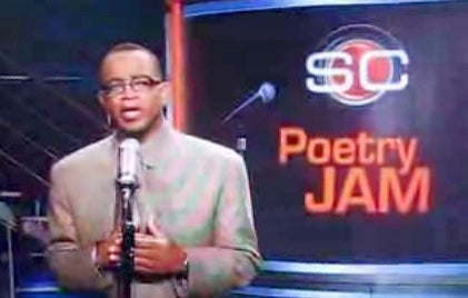 What's Stu Scott's Next Poetry Jam?