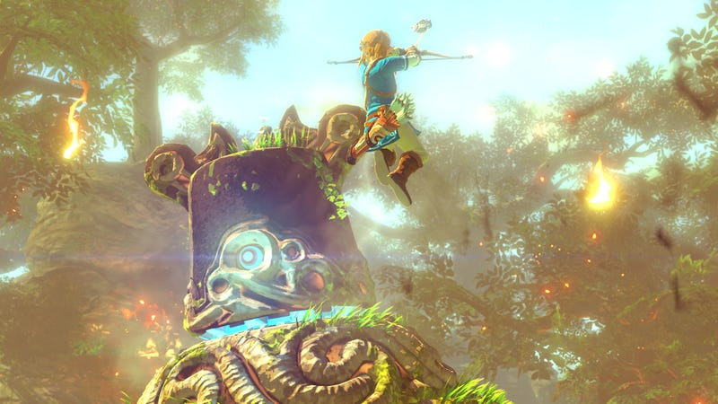 New Zelda Wii U Screens Are Just, Ungh, Gorgeous