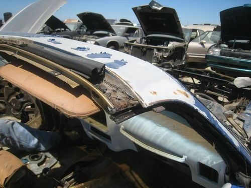 1978 Pontiac Firebird Trans Am Down On The Junkyard