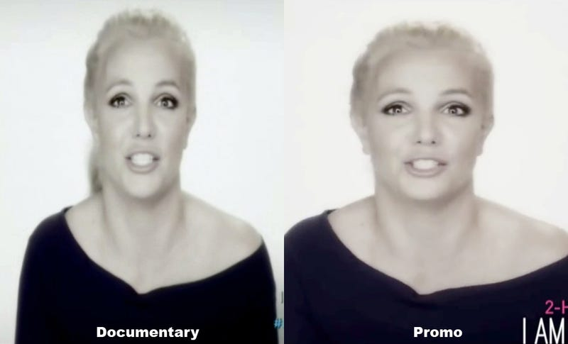 Britney Spears Was Digitally Elongated in Her E! Documentary