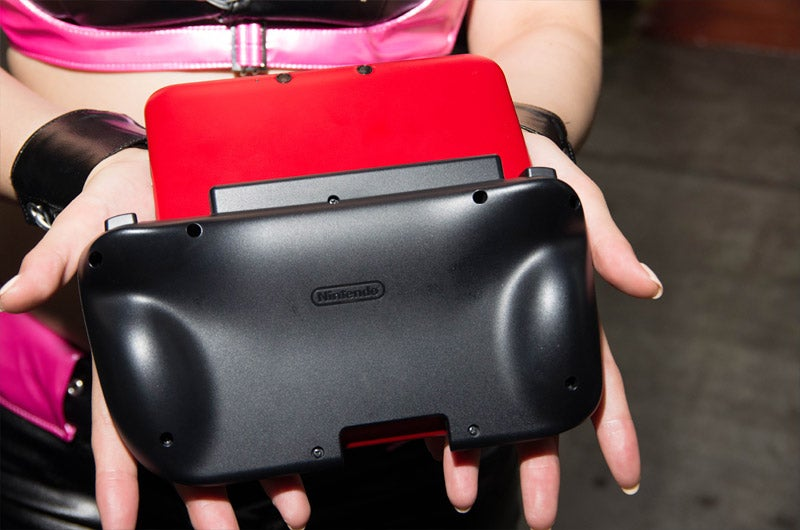 Up Close with Circle Pad Pro for the 3DS XL