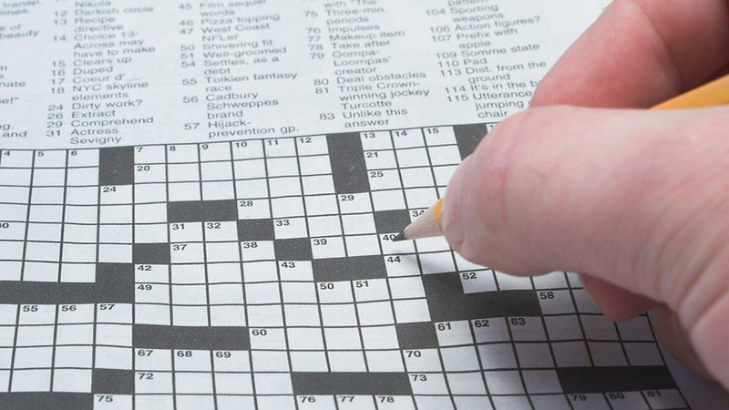 The Fascinating Century of the Crossword, the Original Mobile Game