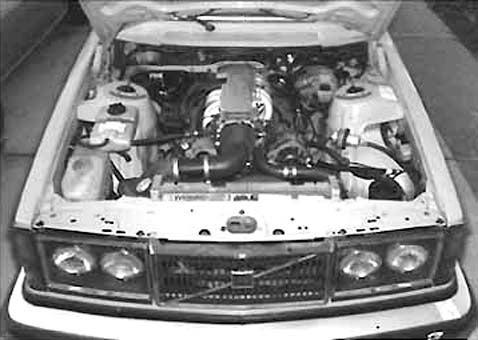 V8-ized Volvo, Made Easy!