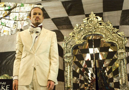 "How Much Of ""Dr. Parnassus"" Was Changed After Heath Ledger's Death?"