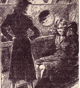 Unsolved Mysteries: Nancy Drew's Sexy Secrets