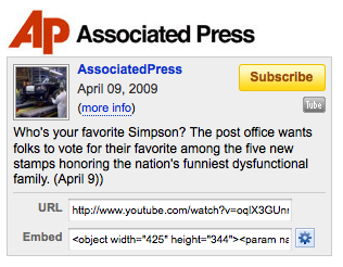 The AP's War on the Web Reaches New Heights of Incompetence