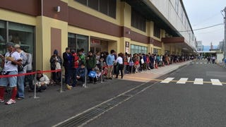 In Japan, a Thousand People Just Lined Up at Starbucks
