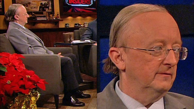 John Clayton Does Not Have A Ponytail, But He Does Have A Mullet