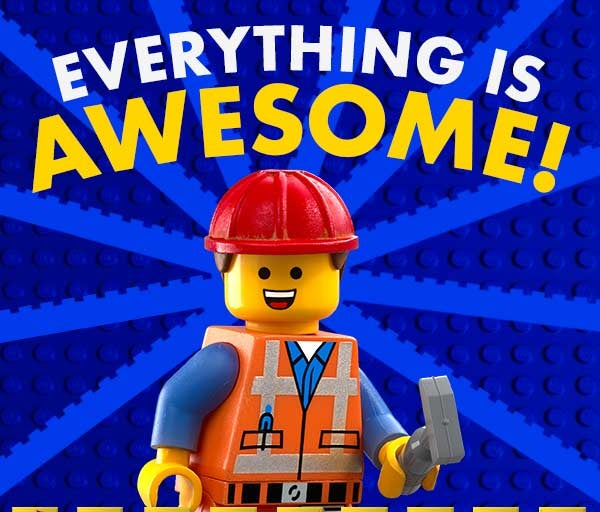Everything is awesome! And sexist.
