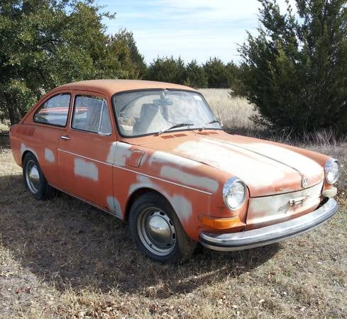 "More fun from searching ""no title"" into craigslist. VW edition."