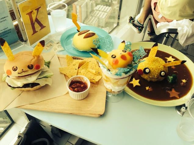 What Pikachu Food Really Looks Like