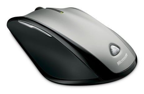 Microsoft Wireless Laser Mouse 6000 and 7000 Slim Down, Get Slanty Like Sports Cars
