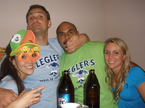 The One Where Tim Legler Fields A Wacky Drinking Team