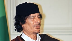 NATO Strike Kills Qaddafi Son, Narrowly Misses Dictator