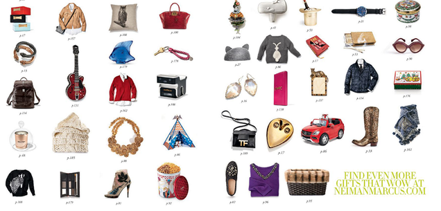 11 Ludicrous Gifts from Neiman's Holiday Catalog