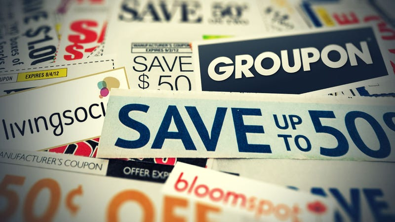 Do You Use Group Coupon Services?