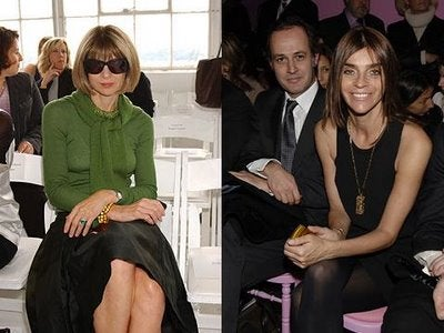 French Vogue Editor So Much Funner Than Stupid Anna Wintour