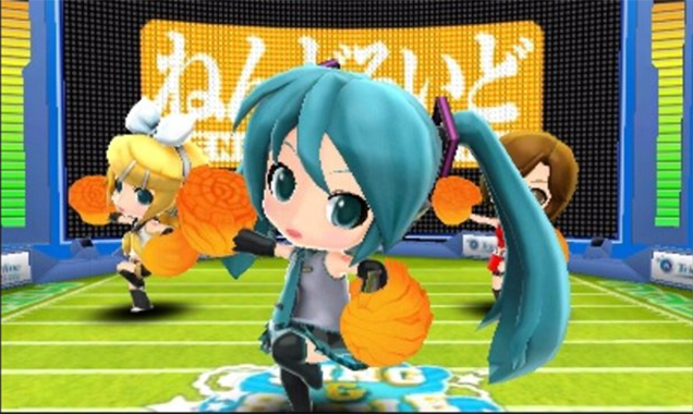 Hatsune Miku's 3DS Game Is Finally Making Its Way To The West