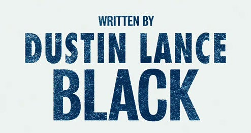 Meet 'Milk' Writer Dustin Lance Black