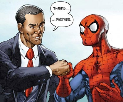 Does Obama Have the Guts to Take on Big Cartoon?