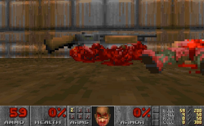 The First Time I Played Doom Was Yesterday