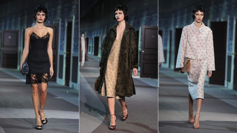 Louis Vuitton, for Dolls and Molls Who Thinks the '20s and '30s are the Cat's Pajamas
