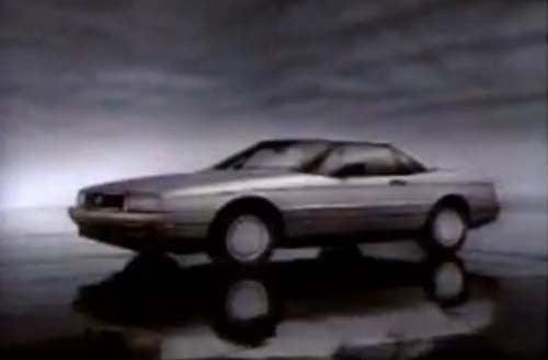 Imagine a World-Class Road Car With Cadillac Comfort: 1987 Allanté!